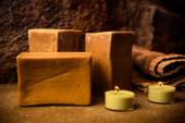 Aleppo Soap — Stock Photo