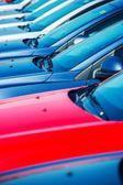 Car Manufacturer Stock — Stock Photo