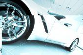 Convertible Super Car — Stock Photo