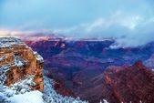 Winter in Grand Canyon — Stock Photo