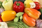 Fruits and vegetables. — Stock Photo