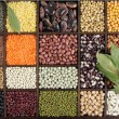 Beans, peas, lentils. — Stock Photo #58510023