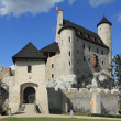 Bobolice castle, Poland — Stock Photo #63162351