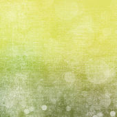 Abstract defocused grunge background with bokeh lights — Stock Photo