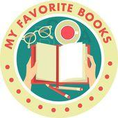 My favorite books — Stock Vector