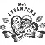 Steampunk mechanism heart — Stock Vector #76665469