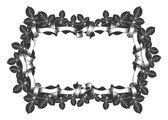 Старинная рамка — Cтоковый вектор