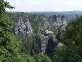 Saxon Switzerland — Stockfoto