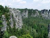 Saxon Switzerland — Stock Photo