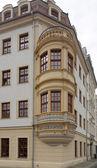 Dresden in Saxony — Stock Photo