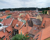 Meissen roof scenery — Stock Photo