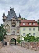 Gatehouse in Meissen — Stock Photo