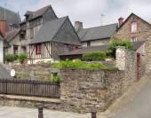 Breton vilage — Stock Photo