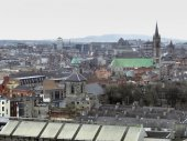 Дублин в Ирландии — Стоковое фото