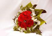 Bride bouquet — Стоковое фото