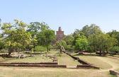 Around Jetavanaramaya — Stock Photo