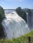 водопад виктория — Стоковое фото