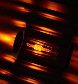 Glowing lamp — Stock Photo