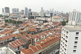 City View in Little India at Singapore — Stock Photo