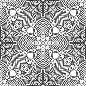Hand drawn pattern — Stock Vector