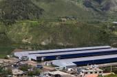 Halls in Central Ecuador — Stock Photo