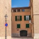 Street in Palma de Mallorca — Stock Photo #55508979