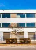 Office building facade — Stock Photo