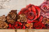 Mural art in Sant Feliu de Llobregat — Stock Photo