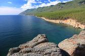 Lake Baikal. Summer Day — Stock Photo