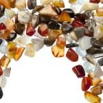 Semiprecious stones — Stock Photo #58491883