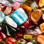 Semi-precious gemstones — Stock Photo #59547525