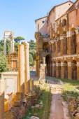 Theatre of Marcellus in Rome, Italy — Stock Photo