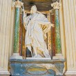 Sculpture in Basilica of Saint John Lateran in Rome, Italy. — Stock Photo #58451565
