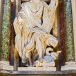 Sculpture in Basilica of Saint John Lateran in Rome, Italy. — Stock Photo #58452023