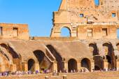 Coliseum in Rome, Italy  — Stock Photo