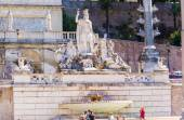 Pincio fountain in Rome, Italy — Stockfoto