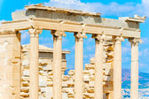 Temple of Athena Nike in Greece — Stock Photo
