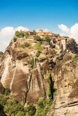 The Holy Monastery of Great Meteoron in Greece. — Stock Photo