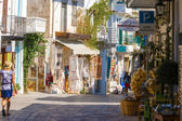 Town of Kritsa in Crete, Greece. — Stock Photo