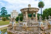 Villa Doria Pamphili in Rome — Stock Photo