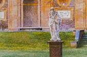 Sculptures in Villa Pamphili in Rome, Italy. — Fotografia Stock