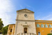 The Church of San Pietro in Montorio in Rome, Italy. — Stock Photo