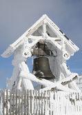 Zima v rovněž — Stock fotografie
