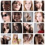 Portraits series — Stock Photo #66222521