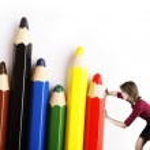 Color pencils — Stock Photo #71350283