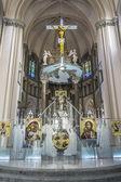 Interno della Cattedrale dei Santi di Olga ed Elizabeth, Lviv, Ucraina — Foto Stock