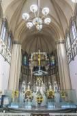 Интерьер собора святых olga и elizabeth, Львова, Украина — Стоковое фото