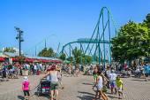 View of Canada's Wonderland — Stockfoto