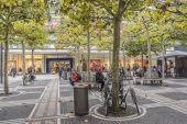 Zeil street, Francfurt am Main, Germany — Stock Photo