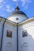 Resurrection Church, Baturin, Ukraine — Zdjęcie stockowe